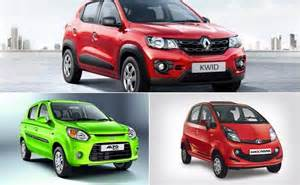best price on a new car cheapest cars in india ndtv carandbike