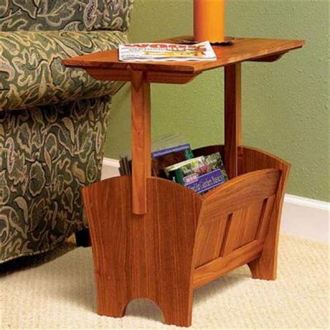 Magazine Rack Plans by Magazine Rack Plans How To Build Diy Woodworking