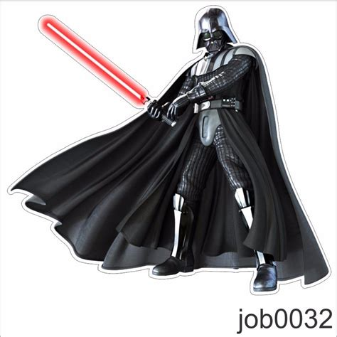1302907441 star wars darth vader dark adesivo star wars darth vader dark side sabre de luz