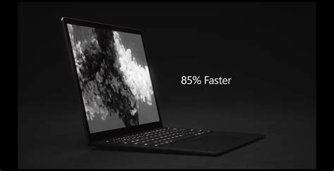 surface laptop 2 usb surface pro 6 and surface laptop 2 announced come in black no usb c gizmochina