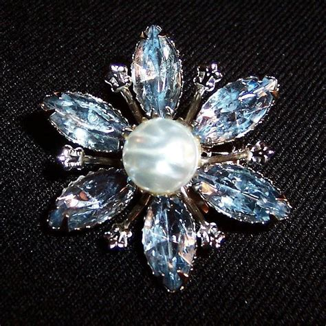 icy blue icy blue navettes brooch ruth s redemptions antiques