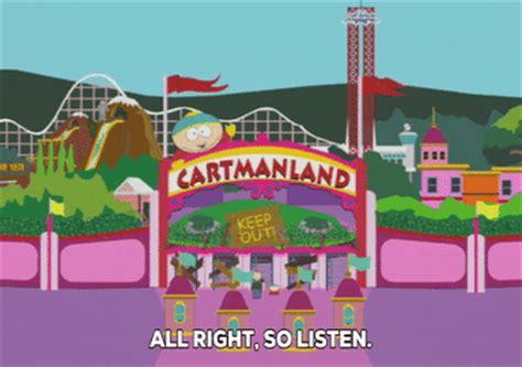 Amusement Park Rides Gif By South Park Find Share On Giphy South Park Amusement Park