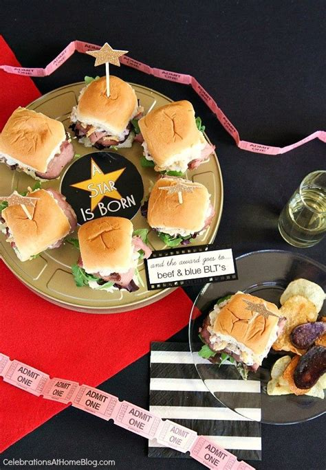 hollywood theme party food best 25 hollywood party food ideas on pinterest