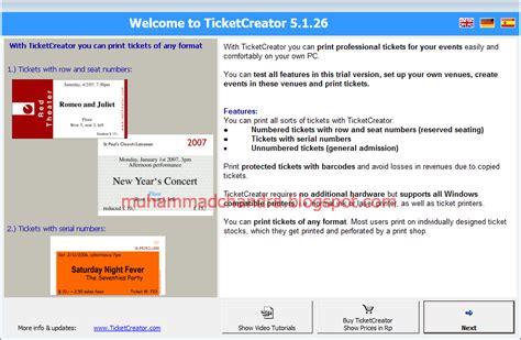 free software tips trick komputer tutorial ticket