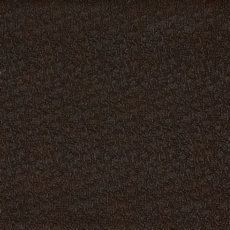 brown metallic upholstery faux leather by the yard