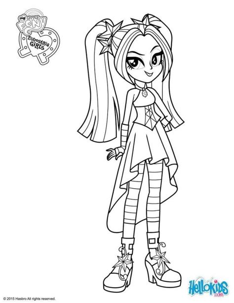 my little pony doll coloring pages my little pony equestria girls coloring pages equestria