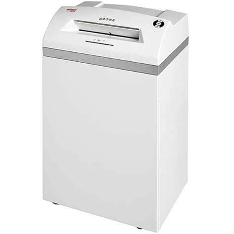 Intimus Pro Paper Shredder 120 Sc2 intimus 120cc3 5 32 quot x 1 13 32 quot cross cut shredder
