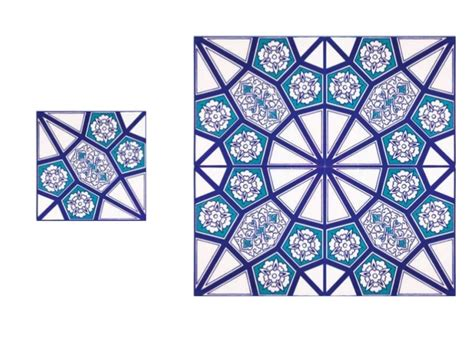 Moroccan Tiles Kitchen Backsplash islamic art tile examples for students