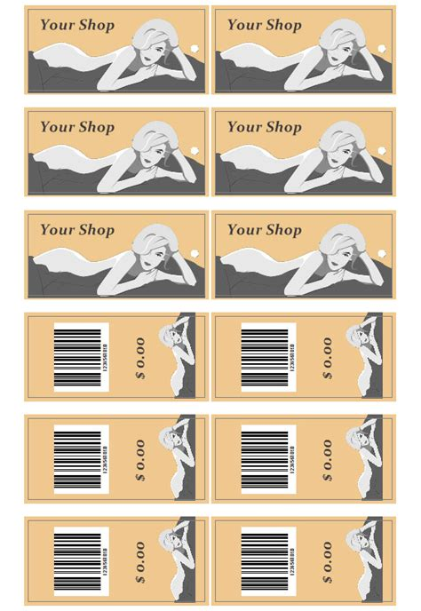 Clothing Tags Download Clothes Tags Templates Labeljoy Clothing Label Template