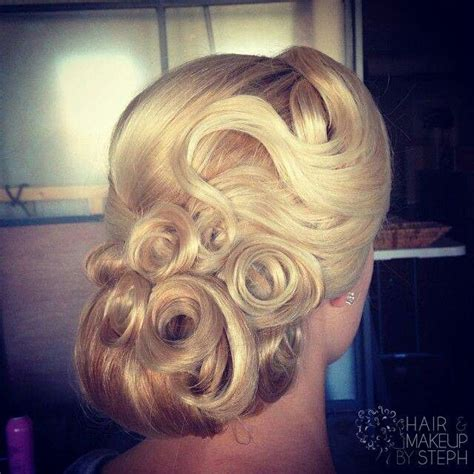 Hair Styles Inventory by 44 Best Hair Styles Vintage Retro Updos Images On