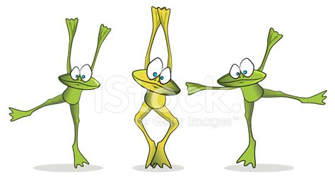Chandelier Sign Medical Dancing Frogs Cartoon Stock Photos Freeimages Com