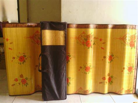 Harga Tikar Lipat Orlin Indonesia tikar bambu indian restaurant bekasi 5