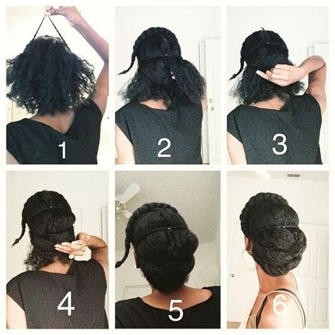 stages of natural hair protective styles twists and style on pinterest