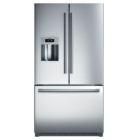 door refrigerator bottom freezer bosch 25 9 cu ft door bottom freezer refrigerator