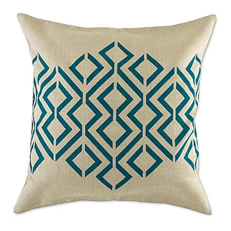 bed bath and beyond pillow covers geo diamond throw pillow cover bed bath beyond