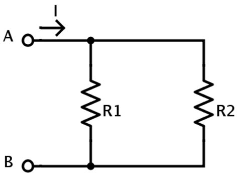 current through parallel resistors equal resistors in parallel equivalent resistance formula