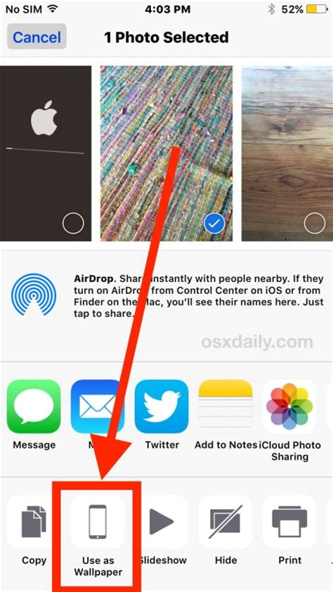 how to set a picture as a background on powerpoint how to set any picture as background wallpaper on iphone