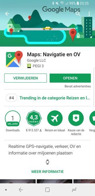 Play Store Ranking Play Store Ranking Apps Wordt Nu Uitgerold In