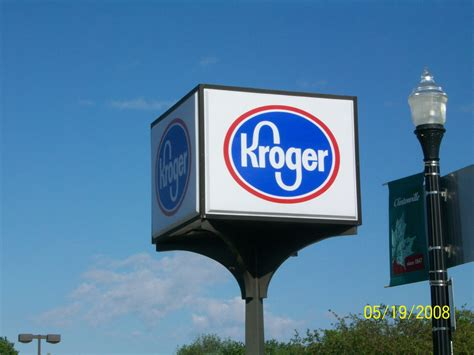 file kroger sign clintonville columbus oh jpg