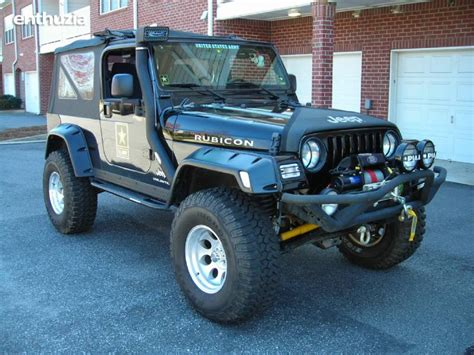 Jeep Lj For Sale 2006 Jeep Lj Tj Wrangler Rubicon Unlimited For Sale