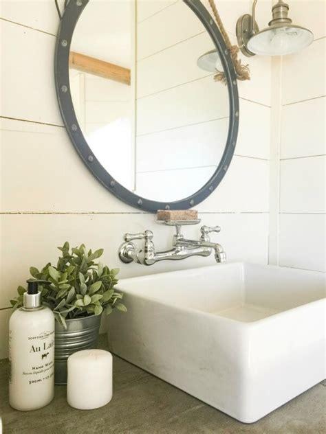 farmhouse master bathroom farmhouse master bathroom reveal twelve on