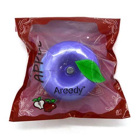 Squishy Galaksi Jumbo squishy areedy parfum 233 jumbo en forme de pomme aux