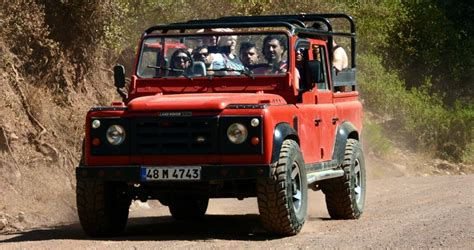 Jeep Safari Marmaris Jeep Safari Tour Visit Waterfall Jesus