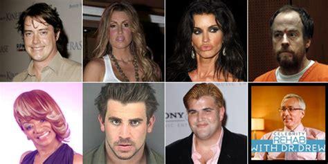 celebrity rehab first season cast a pile of mess celebrity rehab 4 popbytes