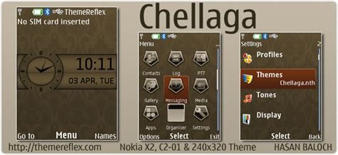 islamic themes nokia x2 chellaga theme for nokia x2 c2 01 240 215 320 themereflex
