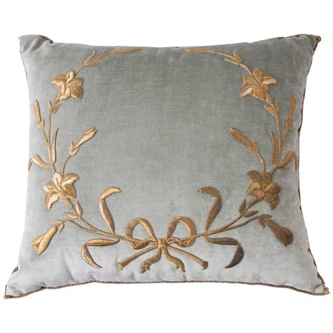 Textile Pillows by Antique Textile Pillow By B Viz Designs At 1stdibs
