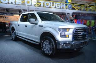 2015 ford f 150 front three quarter photo 11