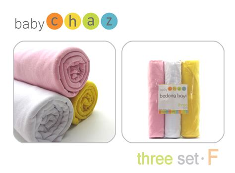 Bedong Babychaz Rainbow Set bedong bayi babychaz three set isi 3 babyshop
