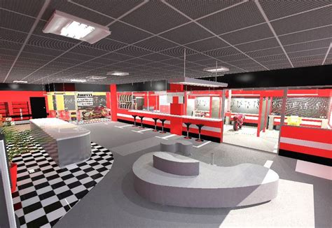auto garage interieur projet achitecte int 233 rieur agencement garage 224 motos nice