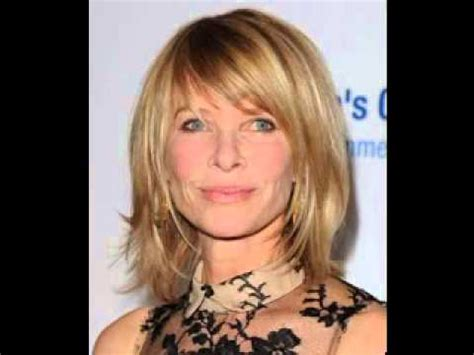 hairstyles for 47 yr old woman with thin fine hair 2014 haircut for women over 60 youtube