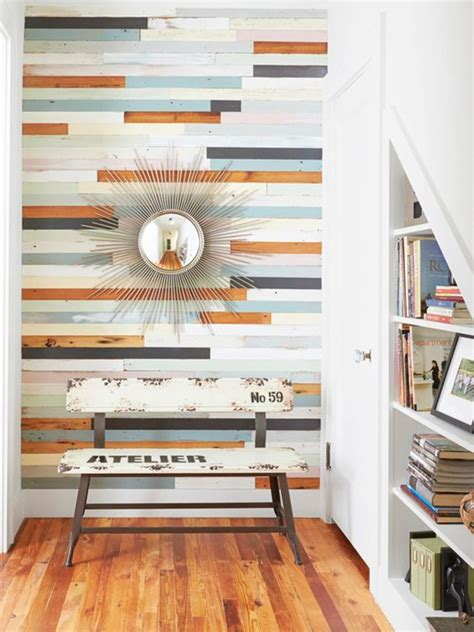 accent woodworking ways you can be using accent walls in your mobile home