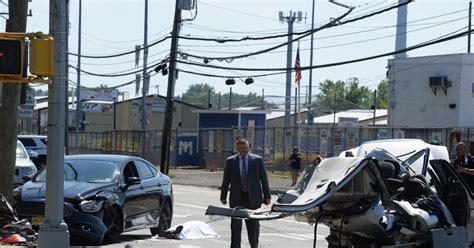 staten island car crash one killed 12 injured in horrific staten island car