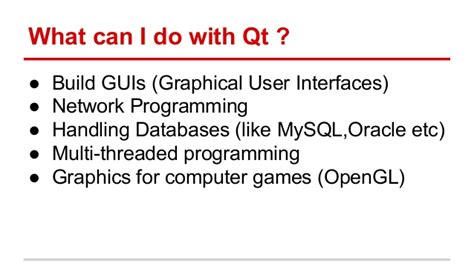 qt mysql tutorial network programming with qt c