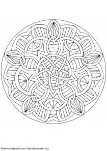 Free Download Mandalas Flores Para Colorear Mandala Rosas Margaritas  sketch template