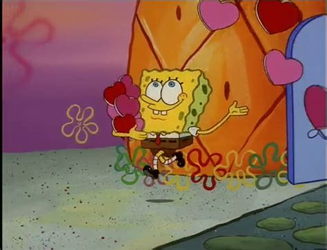spongebob valentines day episode my of s day explained by spongebob
