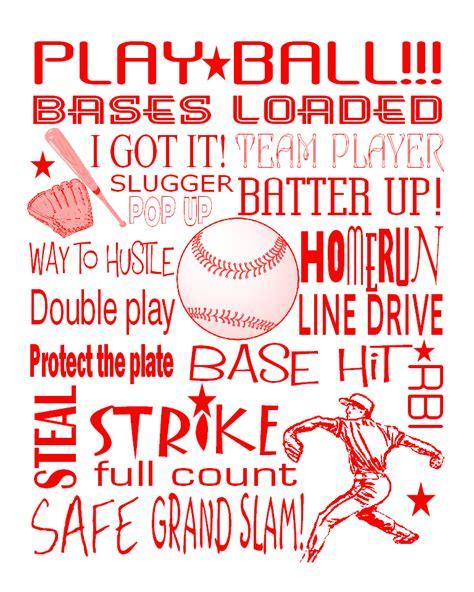 printable softball quotes gael s crafty treasures play ball