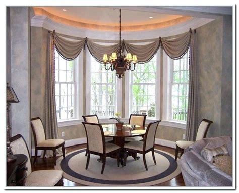 dining room window treatment ideas caochangdi co