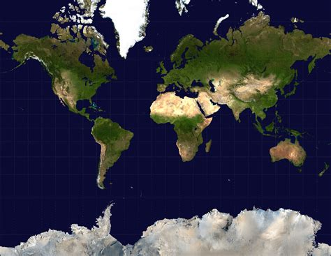 mercator map projection as3 latitude and longitude positioning in a mercator and