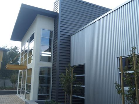 corrugated house designs industrial room design homes with corrugated metal siding