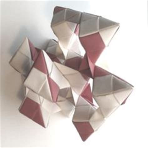 Origami With Construction Paper - 1000 images about geometry things you can make on