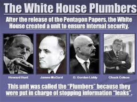 White House Plumbing watergate timeline timetoast timelines
