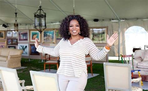 oprah whats in whats out oprah winfrey just bought this temporary home and you