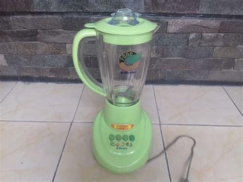 Blender Bumbu Miyako hancurkan bumbu dengan blender miyako bl 151 pf ap
