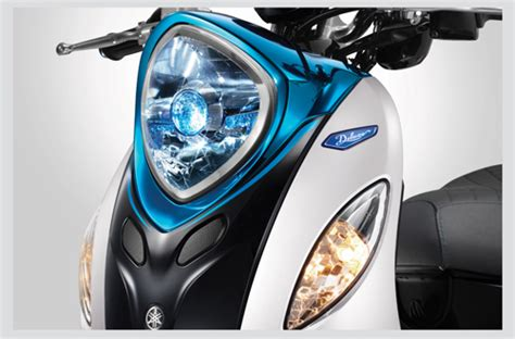 Lu Led Motor Fino Fi melihat fitur fino 125 blue sebelum dirilis headl led ada answer back system aripitstop
