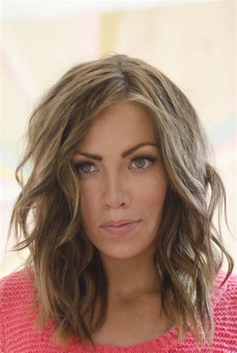 layered beachy medium length haircut 20 great hairstyles for medium length hair 2016 pretty