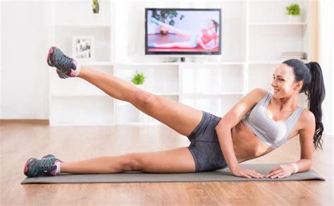 ginnastica da fare a casa esercizi di ginnastica da fare a casa senza attrezzi